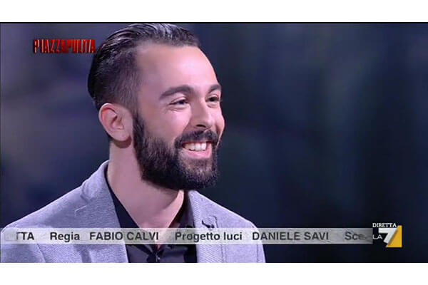 Cristian, criminalista a Madrid «Vi spiego come scovare un bugiardo». Il Corriere della Sera