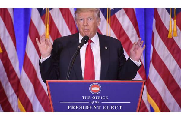 Donald Trump sabe como cautivar, te puede gustar o no, pero no deja a nadie indiferente. La informacion.com